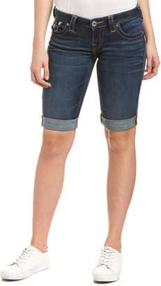 True Religion Dark Summer Knee Length Short