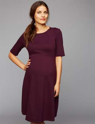 3823a4f57b5df Isabella Oliver Pea Collection Sheath Maternity Dress