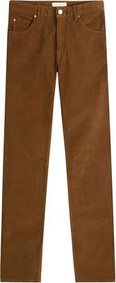 Etoile Isabel Marant Straight Leg Corduroy Pants