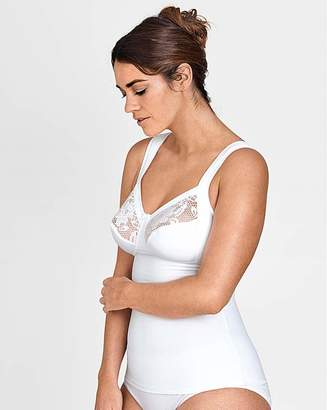 Miss Mary Of Sweden Miss Mary White Shaping Camisole