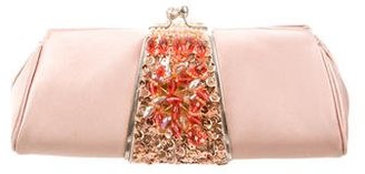 Judith Leiber Jeweled Satin Evening Bag $145 thestylecure.com