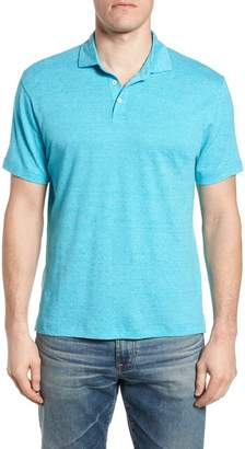 Blend of America RODD AND GUNN Timber Bay Linen Polo