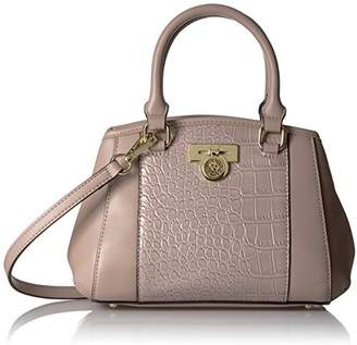 Anne Klein Total Look Small Satchel Bag $59.44 thestylecure.com