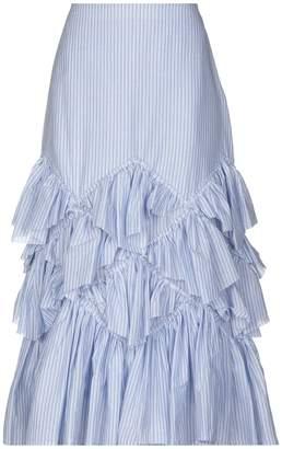 Rose' A Pois 3/4 length skirts - Item 35395616BB