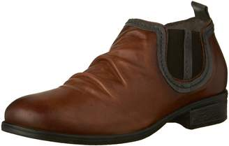Miz Mooz Women's Scooter Chelsea Boot with Elastic Gore