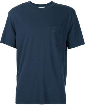Officine Generale chest pocket T-shirt