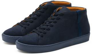 JAK Shoes - Khan Navy