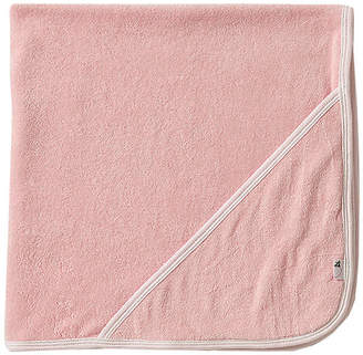 Burt's Bees Knit Terry Single Ply Hooded Towel