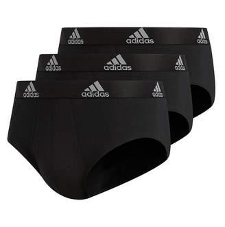 b01e72c20233 adidas 3-Pair Performance Stretch Cotton Briefs