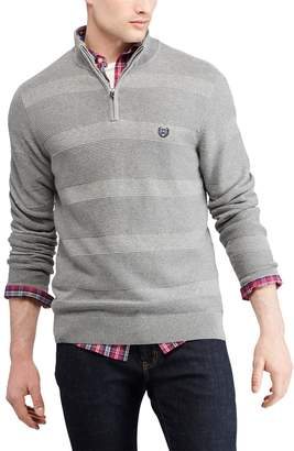 Chaps Big & Tall Regular-Fit Quarter-Zip Pullover