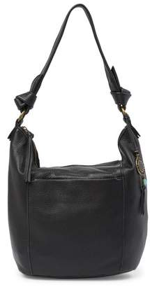 The Sak Spruce Leather Hobo Bag