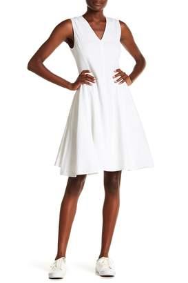 Theory Kalsington Textured Dress