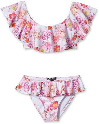 Stella Cove Floral Print Two-Piece Swimsuit