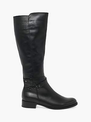 Gabor Karma Leather Knee Boots