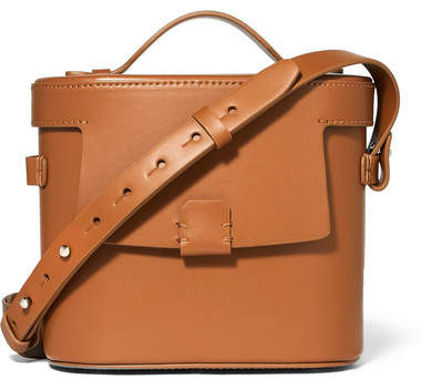 Nico Giani - Frerea Leather Shoulder Bag - Tan