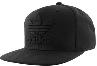 Men's Adidas Originals 'Trefoil Chain' Snapback Cap - Black $26 thestylecure.com