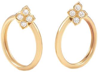 Cartier Heritage  18K 0.80 Ct. Tw. Diamond Drop Earrings
