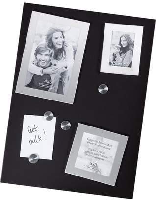 Torre & Tagus Rotating 2-Tier Photo Frame (4x6)