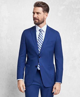 Brooks Brothers Golden Fleece BrooksCloud Solid Suit