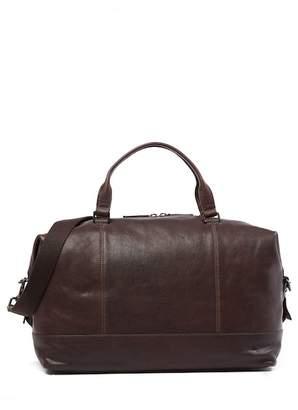 Frye Adam Overnight Leather Bag