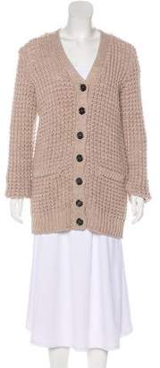 Louis Vuitton Wool Knit Cardigan