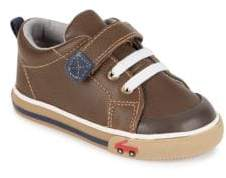 See Kai Run Baby's, Toddler's& Kid's Stevie II Sneakers - Brown - Size 11.5 (Child)