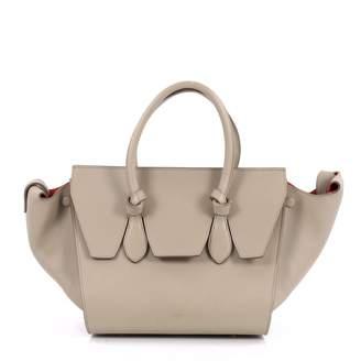 Celine Grey Leather Handbag
