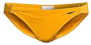 Robin Piccone Women's Luca Cutout Bikini Bottom