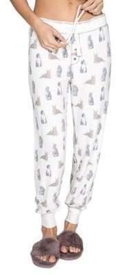 PJ Salvage Graphic Cotton Pyjama Pants