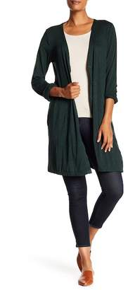 Max Studio Long Travel Cardigan