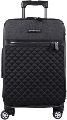 DSQUARED2 Wheeled luggage - Item 55017423TH