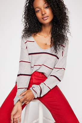 Forever Striped Cashmere Sweater