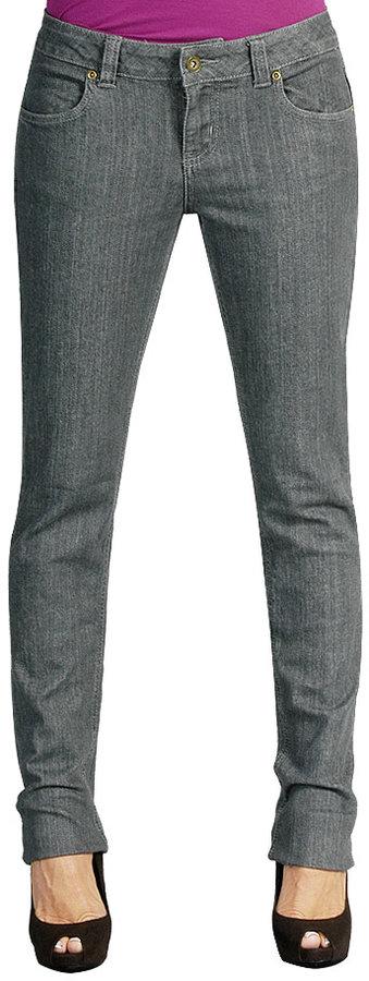 Fab Grey Skinny Jean
