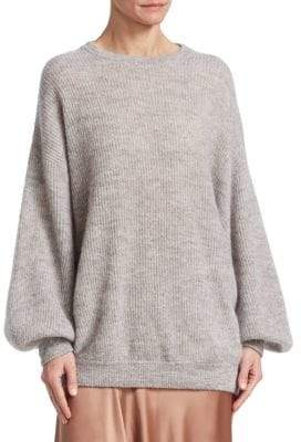 Brunello Cucinelli Rib-Knit Sweater