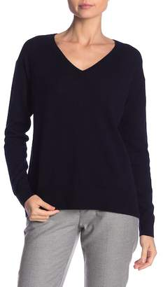 Vince Boxy Wool & Cashmere Pullover