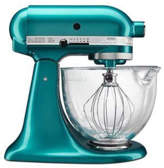 kitchenaid stand mixer glass bowl shopstyle rh shopstyle com