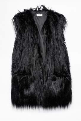 Zadig & Voltaire Fete Yeti Coat
