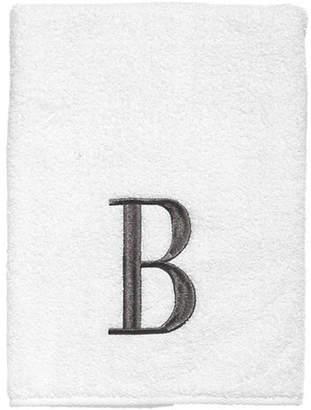Avanti Monogrammed Fingertip Towel