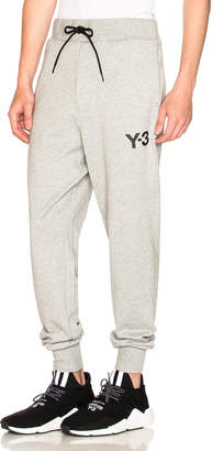 Yohji Yamamoto Y 3 Classic Cuff Pant