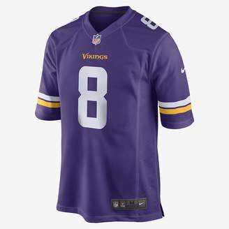 Nike NFL Minnesota Vikings Game Jersey (Kirk Cousins) Men's Football Jersey