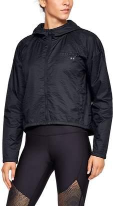 Under Armour Women's UA Hybrid Woven Jacket