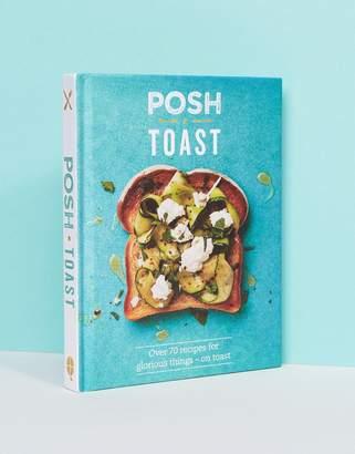 Books Posh Toast Cook Book