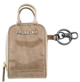 6ba5d9ee69d3 Pre-Owned at TheRealReal · Paule Ka Patent Leather Bag Charm