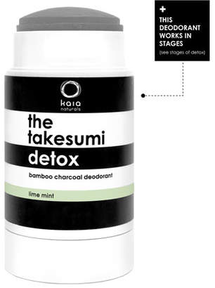 Juicy Bamboo The Takesumi Detox Lime Mint