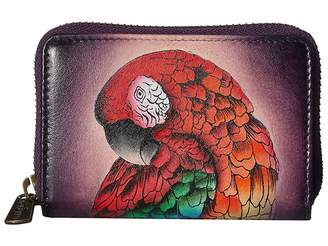 Anuschka 1110 Credit And Business Card Holder