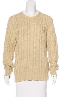 MAISON KITSUNÉ Knit Long Sleeve Sweater
