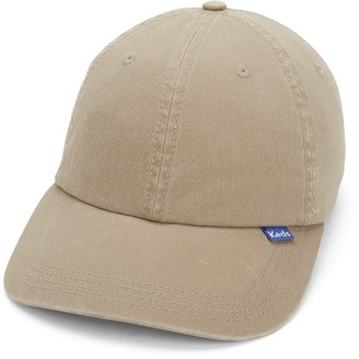 Keds Women's Core Classic Solid Twill Baseball Cap