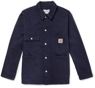 Carhartt WIP Og Classic Chore Cotton-Canvas Jacket