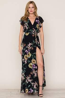 Yumi Kim Scenic Route Maxi Dress