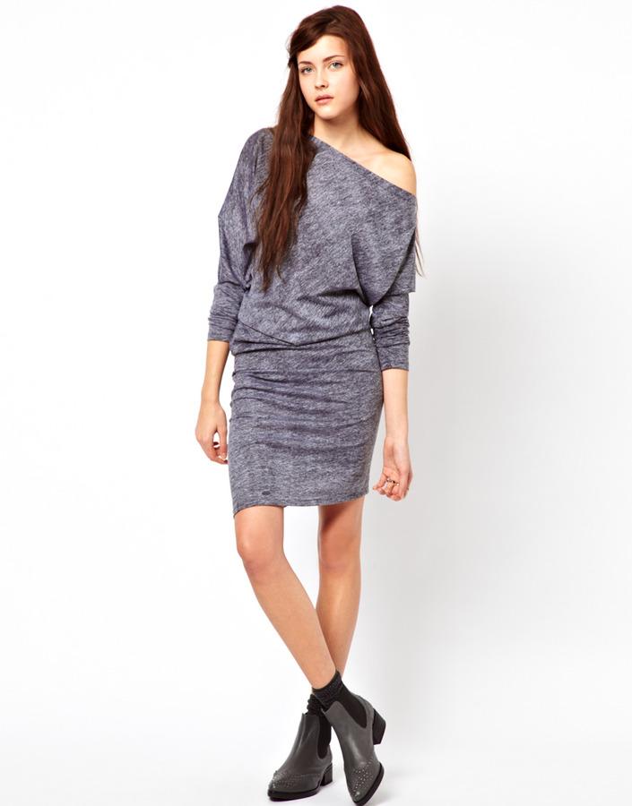 Wrangler Asymmetric Dress